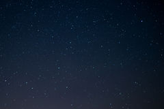 Star sky at night , space background. Star sky at night - space background Royalty Free Stock Image