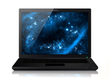 Star sky in PC Stock Photography