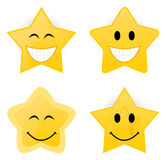 Star a smile Royalty Free Stock Image