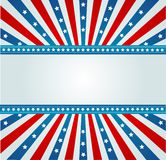 Star Spangled Banner Royalty Free Stock Image