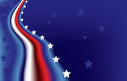 Star-spangled banner Royalty Free Stock Images