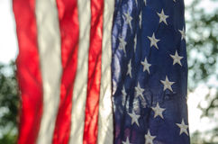 The Star Spangled Banner Stock Image