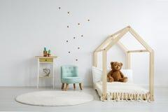 Decorated kid`s room