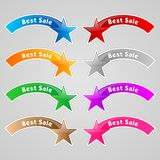 Star sticks sales Royalty Free Stock Images