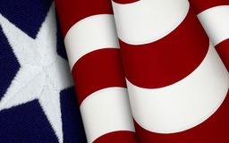 Star and Stripes forever Stock Images
