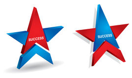 Star of Success Royalty Free Stock Image