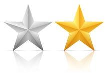 Star symbol Royalty Free Stock Photography