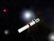 Star Telescope Stock Photos