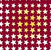 Star Tiles 1 Stock Image