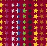 Star Tiles 2 Stock Photo
