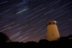 Star Trails Royalty Free Stock Photo