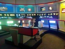 Star Trek Enterprise bridge from the original series