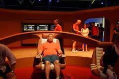 Star Trek erfarenheten 63 för Starfleet akademi Fotografering för Bildbyråer