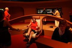 Star Trek erfarenheten 79 för Starfleet akademi Royaltyfri Foto