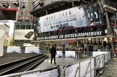 Star Trek na premier da escuridão em Berlim Foto de Stock Royalty Free
