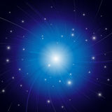 Star twist abstract background. EPS 10 Vector Stock Images