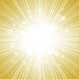 Star vector background Royalty Free Stock Photo