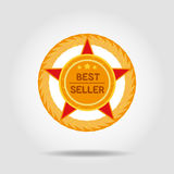Star vector design Royalty Free Stock Image