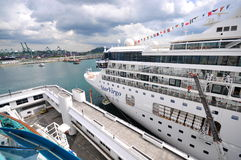 Star Virgo Cruise Ship Stock Images