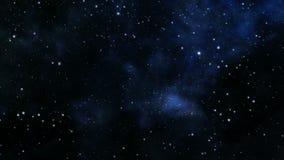 Star voyage seamless loop