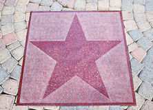 Star walk Royalty Free Stock Photo
