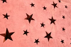 Star wallpaper Stock Images