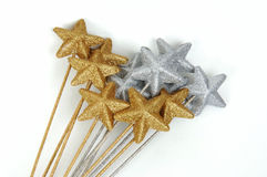 Star wands Stock Image