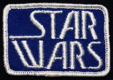 Star Wars χυτό & μπάλωμα 1976 πληρώματος Στοκ Εικόνες
