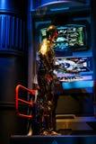 Star Wars' C-3PO at Disney's Hollywood Studios Royalty Free Stock Images