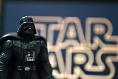 Star Wars de Darth Vader photo stock