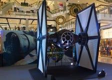 Star Wars: De kracht wekt Stock Fotografie