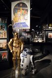 Star Wars Droids Royaltyfria Bilder