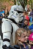 Star Wars dzień Obrazy Stock