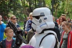 Star Wars dzień Zdjęcie Royalty Free