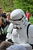 Star Wars dzień Obrazy Royalty Free