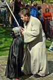 Star Wars dzień Fotografia Royalty Free