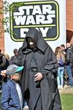 Star Wars dzień Zdjęcia Stock
