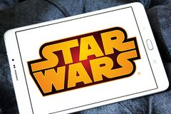 Star Wars-Embleem royalty-vrije stock foto
