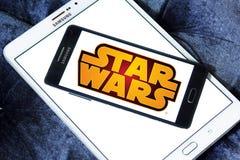 Star Wars-Embleem stock foto's