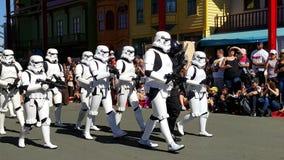 Star Wars-Filmwereld Stock Foto's