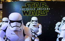 Star Wars : The force awakens Stock Photo