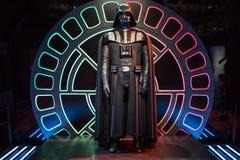 Star Wars-Identiteitententoonstelling in Ottawa Stock Fotografie