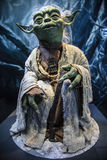 Star Wars Identities Exhibition in Ottawa royalty free stock image