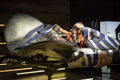Star Wars Identities Exhibition in Ottawa Stock Photos
