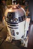 Star Wars Identities Exhibition in Ottawa stock image