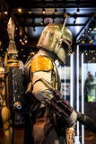 Star Wars Identities Exhibition in Ottawa Stock Images