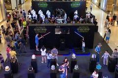 Star Wars: La forza si sveglia Fotografie Stock