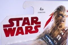 Star Wars logo Zdjęcia Stock