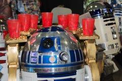 Star Wars R2-D2 Stock Foto's