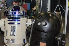 Star Wars R2-D2 Stock Foto